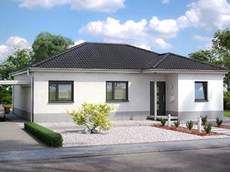bungalow bauen mit laux fertigbau im saarland. Black Bedroom Furniture Sets. Home Design Ideas